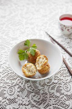 Croquetas de tofu