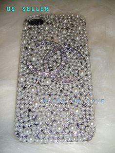 Bling iPhone 4/4s case made with Swarovski Diamond by beasupshop, $29.99