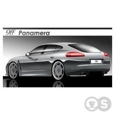 Ook de Porsche Panamera is te spotten op Speurders.nl
