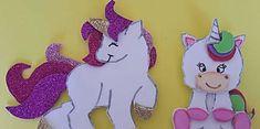 Cómo hacer unicornios de foamy Minnie Mouse, Disney Characters, Fictional Characters, Blog, Diy, Unicorns, How To Make, Creativity, Bricolage