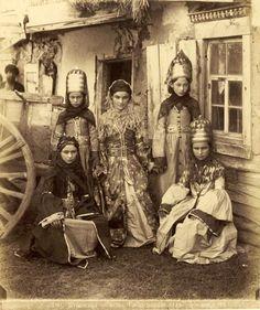 Abkhaz women. #abkhaz,