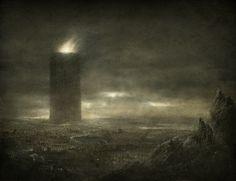 Yaroslav Gerzhedovich.  Place Where Dreams Burn.  [Barad-dur]