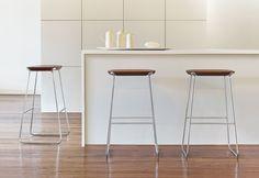 NeoCon 2016 Seating Bar Gold Winner- The Bernhardt Design Laine #NeoCon16 #PeabodyPicks #interiordesign #officefurniture