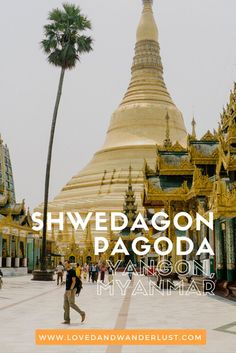 Shwedagon Pagoda isn't just one temple, but a huge complex of several temples, pagoda and religious relics where locals make their daily rituals. The outside of the centre may not be attractive but its interior is grand! The edifices are adorned with gold leaf that glitters under the sun.
