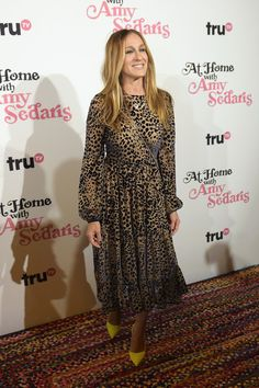 "Sarah Jessica Parker Photos - Sarah Jessica Parker attends the premiere screening and party for truTV's new comedy series ""At Home with Amy Sedaris"" at The Bowery Hotel on October 19, 2017 in New York City. 27056_024. - Sarah Jessica Parker Photos - 2 of 16185"