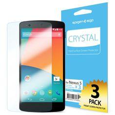 SPIGEN Google Nexus 5 Screen Protecto...