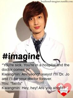 Jo Kwangmin Imagine Boyfriend kpop