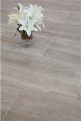 Athens Silver Cream Marble Tile 12x24, Haisa Light Marble, Grey Veined Marble