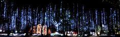 Harding University Christmas lights-Searcy, AR