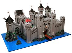 King's Castle 1 by Rocko™, via Flickr
