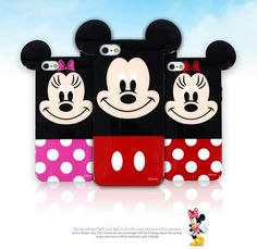 DISNEY MICKEY MOUSE INMOLD JELLY CASE FOR GALAXY S6