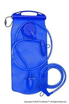 Hydration Bladder Water Reservoir 2L with Extra Hose by TimeParks -- You can get more details by clicking on the image.(This is an Amazon affiliate link and I receive a commission for the sales)