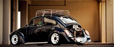 1972 VW Beetle Turbo.