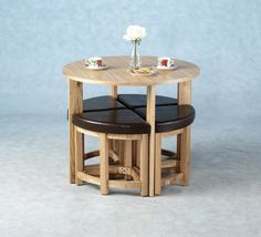39 Perfect Kitchen Table Sets For Small Spaces. Kitchen Table Sets For Small Spaces 39 Perfect Kitchen Table Sets For Small Spaces Dining Table Small Space, Space Saving Table, Small Kitchen Tables, Chairs For Small Spaces, Small Space Kitchen, Space Saving Furniture, Dining Sets, Dining Tables, Family Kitchen