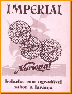 Santa Nostalgia: Bolachas Nacional – O que é Nacional é bom…