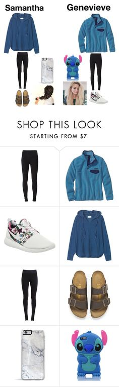 """""""S and G"""" by dreaming-of-a-better-tomorrow ❤ liked on Polyvore featuring No Ka'Oi, Patagonia, NIKE, Toast, Birkenstock and Forever 21"""