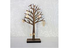 Porte bijoux on pinterest bijoux origami boucle d - Fabriquer porte bijoux facile ...