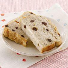 シナモンレーズン食パン