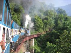 Nilgiri Mountain Train - Travel - Wikipedia, the free encyclopedia