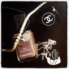 Tiffany + Chanel = :)
