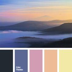 Color Palette No. 1698