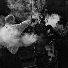 Steam  #wroclovers #igerswroclaw #igerspoland #igerseurope #igersworld #retroinstameet #wwim15 #muzeumkolejnictwa #jaworzyna #jaworzynaslaska #blackandwhite #blackandwhitephoto #canon #canon5d #canoneos #canoneos5d #train #vintage #fotografia #fotografiaczarnobiala