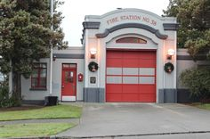 Reinventing a 1930 Fire Station for Family Life