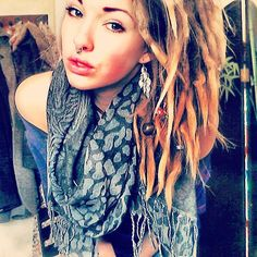 I have natural dread locks, and my dreads don't look like half the dreads on pintrest.