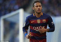 Neymar diperingatkan agar tidak meninggalkan Barcelona