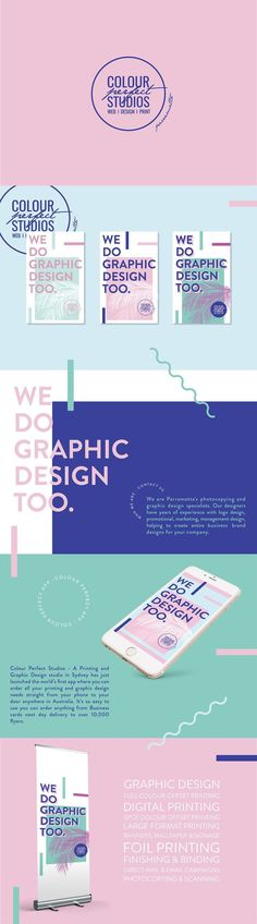 | Graphic Design | Branding We Do Graphic Design Too. on Behance
