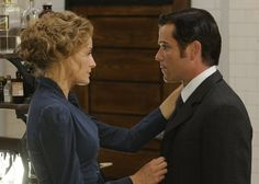 Murdoch Mysteries  - I just love Julia & William (Helene & Yannick)