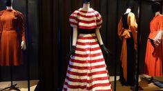 Jeanne Lanvin, figure méconnue du public, sort de l'ombre pour une exposition qui rend hommage à son travail raffiné. A 125 ans, Lanvin est la plus ancienne maison de couture française en activité. L'Israélo-Américain Alber Elbaz en a pris la direction artistique en 2001.