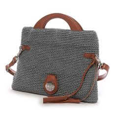"""New Cheap Bags. The location where building and construction meets style, beaded crochet is the act of using beads to decorate crocheted products. """"Crochet"""" is derived fro Bag Crochet, Crochet Clutch, Crochet Handbags, Crochet Shell Stitch, Crochet Purses, Crochet Mobile, Macrame Bag, Purse Patterns, Knitted Bags"""
