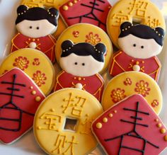 Chinese New Year Cookie Collection