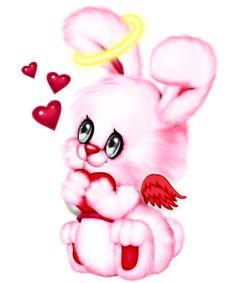 Make-Up Art-Valentinstag - Gif Life Images Wallpaper, Cute Wallpapers, Valentine Wishes, Valentines, Cow Cartoon Images, Teddy Bear Quotes, Monkey Illustration, Cartoon Monkey, Bunny Images