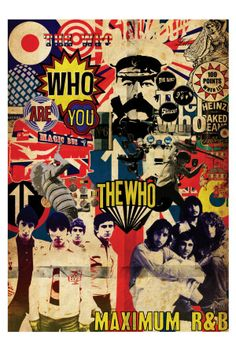 Concert poster: The Who