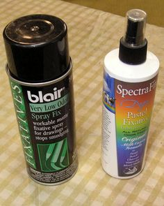 Is hairspray an okay fixative for charcoal drawings?