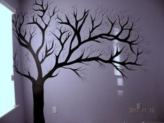 Images For > Simple Tree Branches Painting