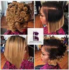 💙the cut and curls Curl Styles, Short Hair Styles, Natural Hair Styles, Bob Styles, Birthday Hair, Locks, Love Hair, Pretty Hair, Hair Laid
