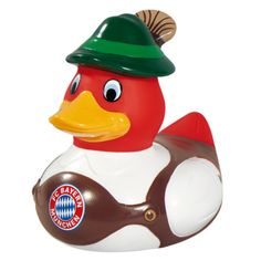 FC Bayern Rubber Duck - Official FC Bayern Online Store