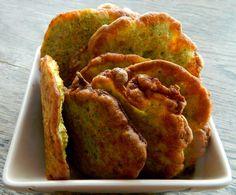 Brokkoli Tócsni (diétás recept) ~ Éhezésmentes Karcsúság Szafival