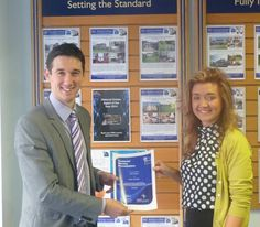 We have another member of the team accredited as  Relocation Agent Network Specialist. Well done Amy!