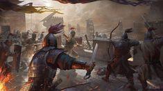 ArtStation - The Siege (Part II), CONCEPT 4