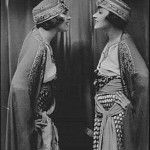 Dolly Sisters by Arnold Genthe