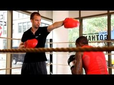How to Sidestep, Pull & Counter Self Defense Moves, Self Defense Martial Arts, Boxing Basics, Boxing Lessons, Boxing Techniques, Karate Training, Angle Of Attack, Step Drill, Stress Busters