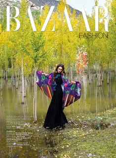 Zhang Fan for <em>Harpers Bazaar Indonesia</em> November 2010 by Nicoline Patricia Malina