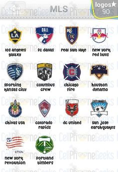 Level 9 – Logo Quiz Football Clubs MLS Answers