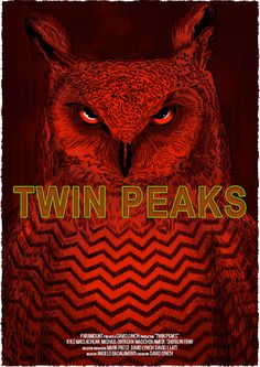 "pixelated-nightmares: "" Twin Peaks by simonsdoodles """