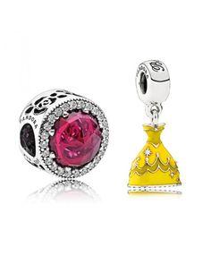 Pandora UK Belles Radiant Rose Cerise and Bell's Dress