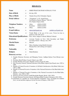 Image result for marriage biodata format word